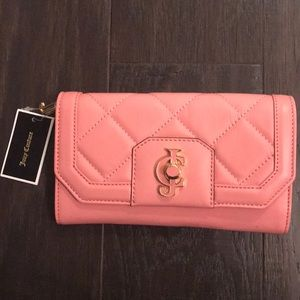 NEVER USED Juicy Couture Wallet